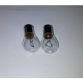 2 Stück Glühlampe Glühbirne Autolampe BA15s 6V 21W Blinklicht Bremslicht Trabant