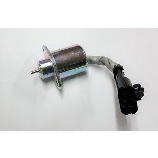 ABSTELLMAGNET ABSTELLER Stopschalter für Kubota Minibagger SA-4561T 1503ES12A5UC9S