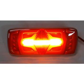 LED Rückleuchten Set 12//24V Rücklicht Anhänger dynamisches Blinklicht