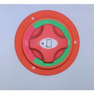 Batteriehauptschalter Umschalter 2 Batterien Hauptschalter Boot Schiff 5s:1000A