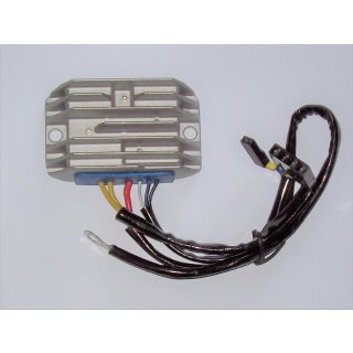 Lichtmaschinen Regler/Gleichrichter für Hatz 1B20 1B30 1B40 1B50 1D41 1D50 1D60 1D70 1D81 1D90 2G30 2G40 343650 34365004 348650 Saprisa 4491 Ducati 12V/30A