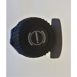 LED Kontrollleuchte Kontrolllampe Anzeigelampe 12V Warnlicht Handbremse rot Oldtimer
