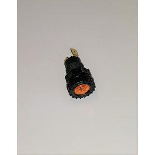 LED Kontrollleuchte Kontrolllampe Anzeigelampe Anzeigeleuchte gelb 12V