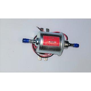 Kraftstoffpumpe Elektrisch 12 Volt 80-150L/h 0,1-0,4Bar für Weidemann Schäffer