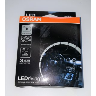 OSRAM Lastwiderstand 12V/5W für Anhänger LED Rücklicht Schlusslicht