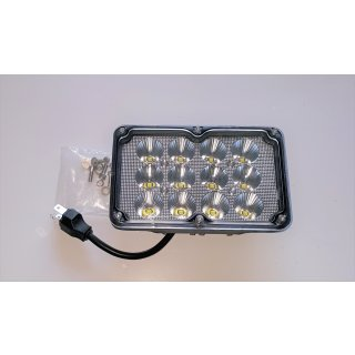 LED  Scheinwerfer eckig für John Deere 8120 8220 8320 8420 8520