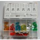Set Stecksicherungen ATO Mini  93 teilig inkl....