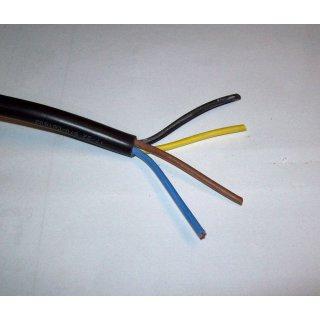 Kabel 4 x 1,5mm² polig Fahrzeugkabel Fahrzeugleitung Anhängerkabel 1 Meter