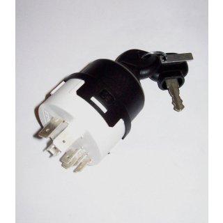 Zündschloss Glühanlassschalter Glüh Start Schalter 10 pin. für Fendt IHC