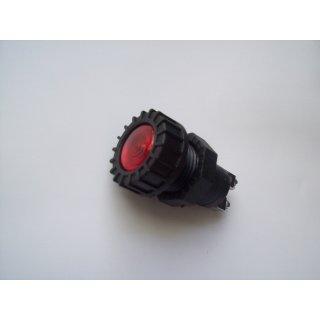 Kontrollleuchte Kontrolllampe Anzeigelampe Anzeigeleuchte rot Warnleuchte