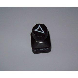 Drehschalter Schalter wassergeschützt Pfeilsymbol 3 Stufen Licht Lüfter