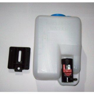 Scheibenwaschanlage Waschanlage Pumpe 1,2 Ltr. 12 Volt