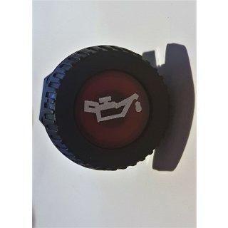 Kontrollleuchte Kontrolllampe Anzeigelampe Öldruck rot Oldtimer