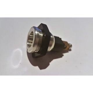Steckdose DIN Schraubanschluss für Handlampe Scheibenwischer Rundumleuchte