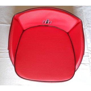 Sitzkissen rot für IHC, Mc Cormick D-Serie 214 217 320 324 Traktor Schleppersitz