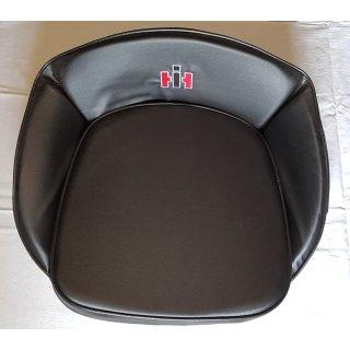 Sitzkissen schwarz für IHC, Mc Cormick D-Serie 214 217 320 324 Traktor Schleppersitz