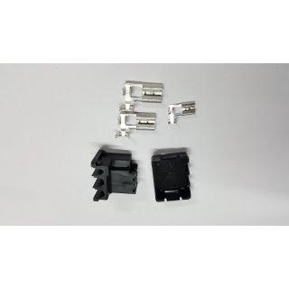 Stecker Lichtmaschine Bosch 61 Anschluss B+ VW T3 Golf1 Mercedes Ford Oldtimer