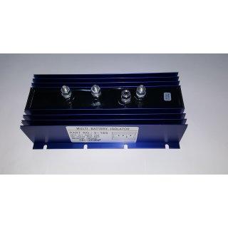 Ladestromverteiler Trenndiode 1 Lichtmaschinen auf 3 Batterien 3 x70A