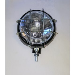 Scheinwerfer Lichtaustritt 110 mm Eicher ED EKL Schlepper RS09, GT124 mit Gitter